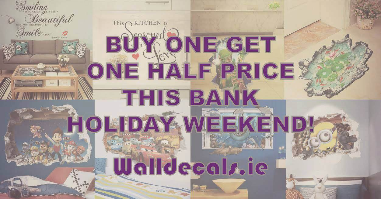 wall sticker special offer